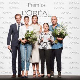 Premio L´Oreal Fashion Week Madrid