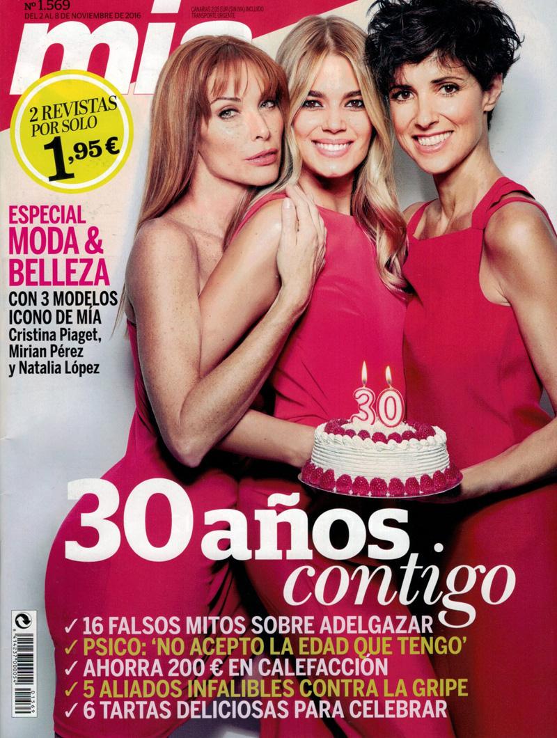 30 años  Revista Mía Mía