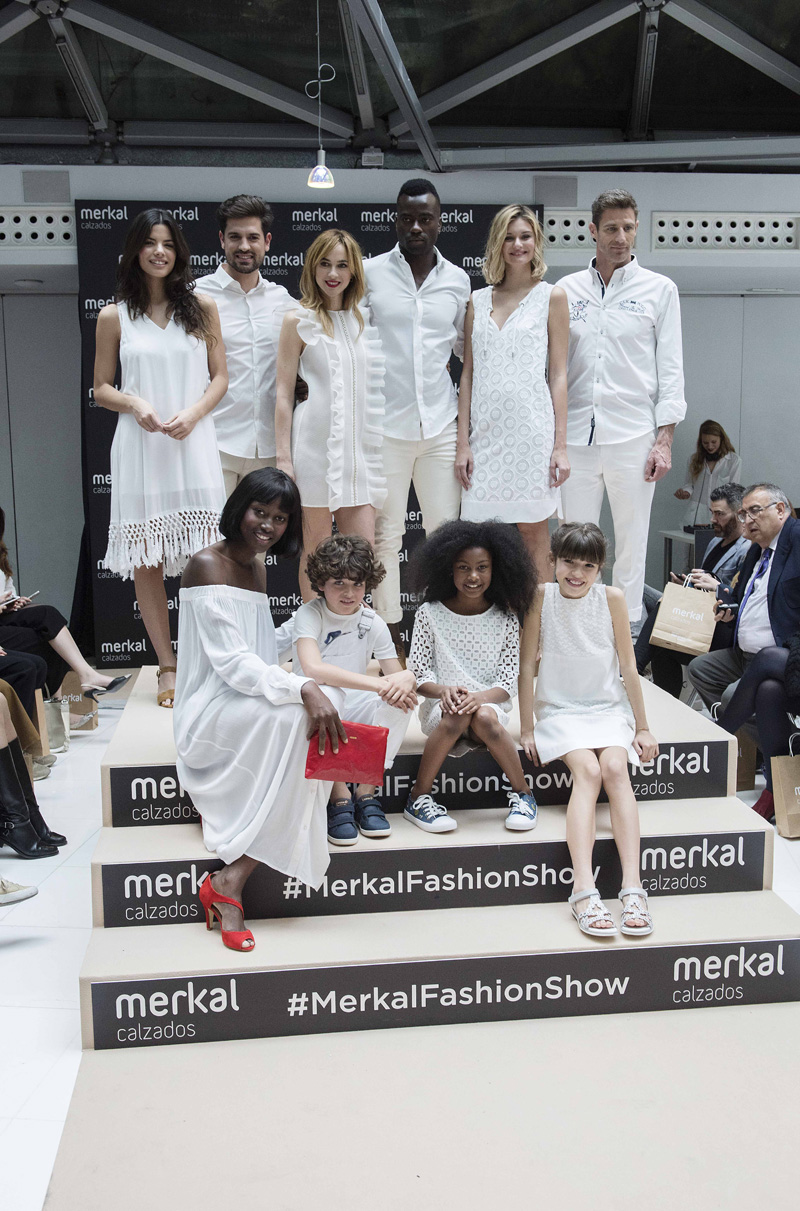 Merkal Fashion Show