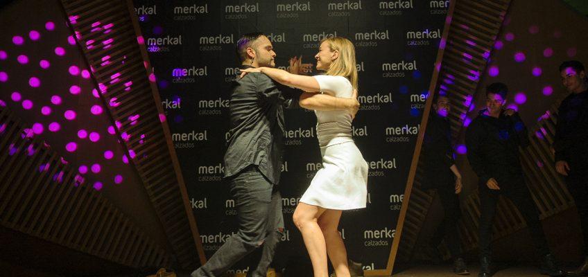 """Musical """"The Show"""" de Merkal Calzados con Marta Hazas."""