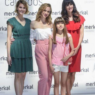 Marta Hazas presenta Merkal Station