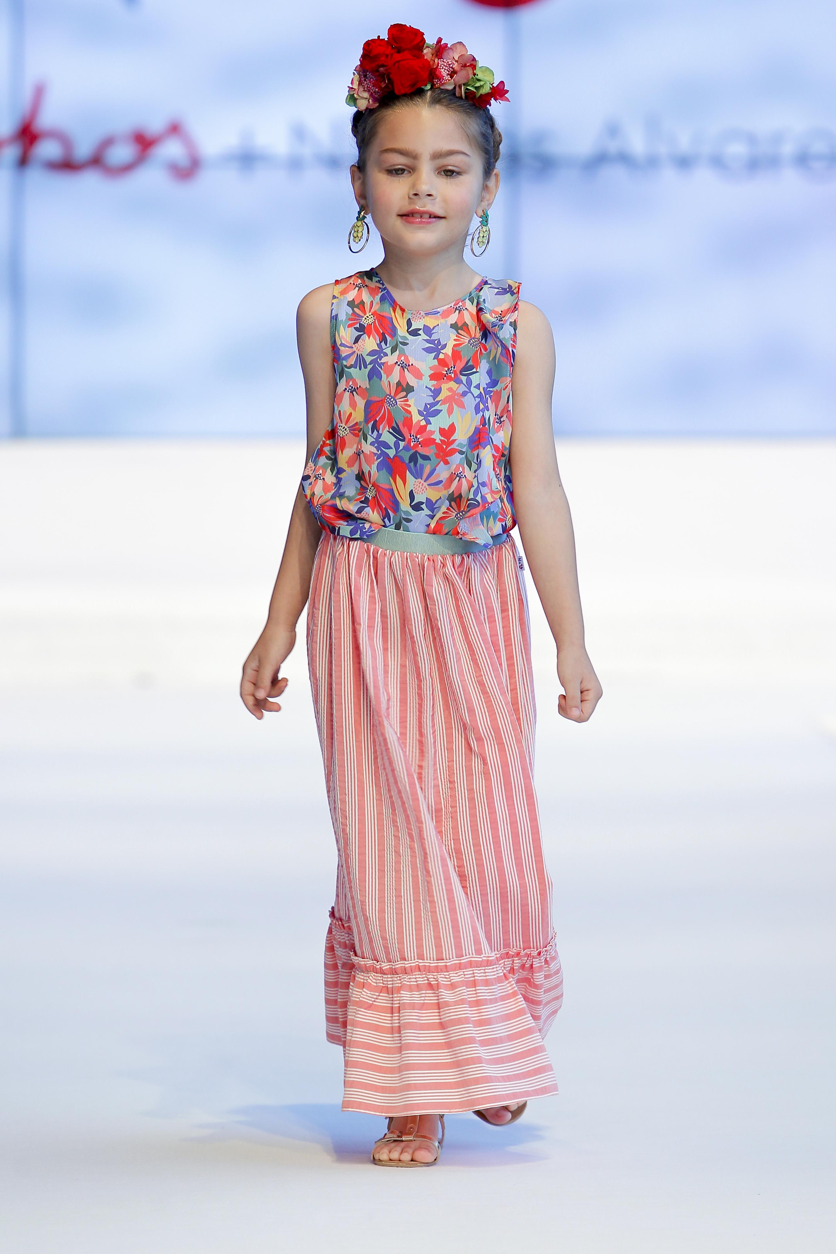 N + V | Nieves Álvarez | Villalobos Kids | Feria Internacional Moda ...