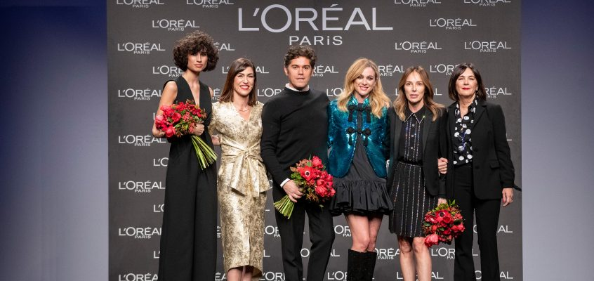 Pin Up en MBFWM: L´ Oreal París