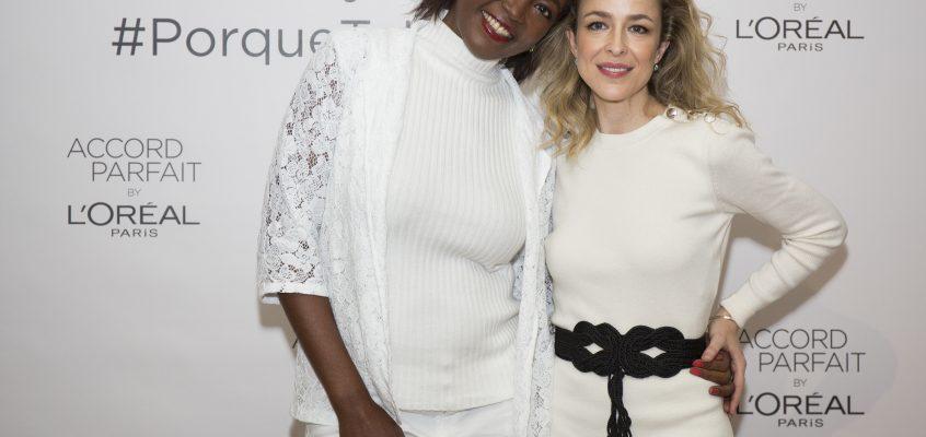 L'Oréal Paris presenta la nueva formulación de Accord Parfait con Silvia Abascal y Francine Gálvez