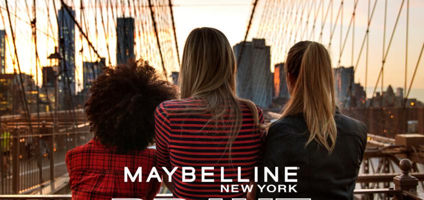 BRAVE TOGETHER, LA CAUSA SOCIAL DE MAYBELLINE NEW YORK A FAVOR DE LA SALUD MENTAL